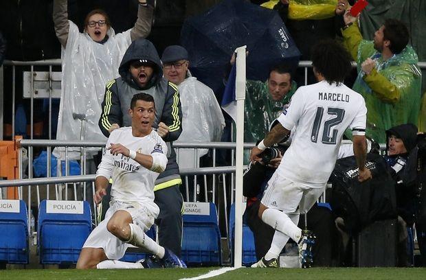 Криштиану Роналду забил трижды / Reuters