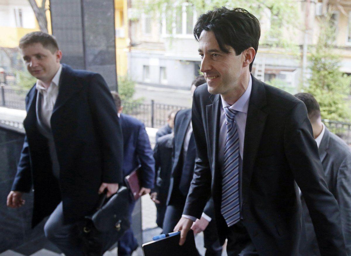 Касько прибыл на допрос в ГПУ / фото УНИАН
