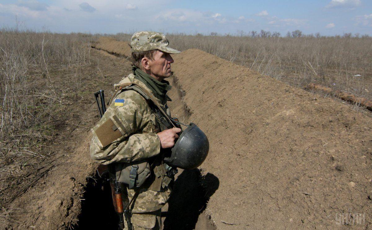 Потерь среди украинских бойцов 8 декабря 2019 не зафиксировано / фото УНИАН