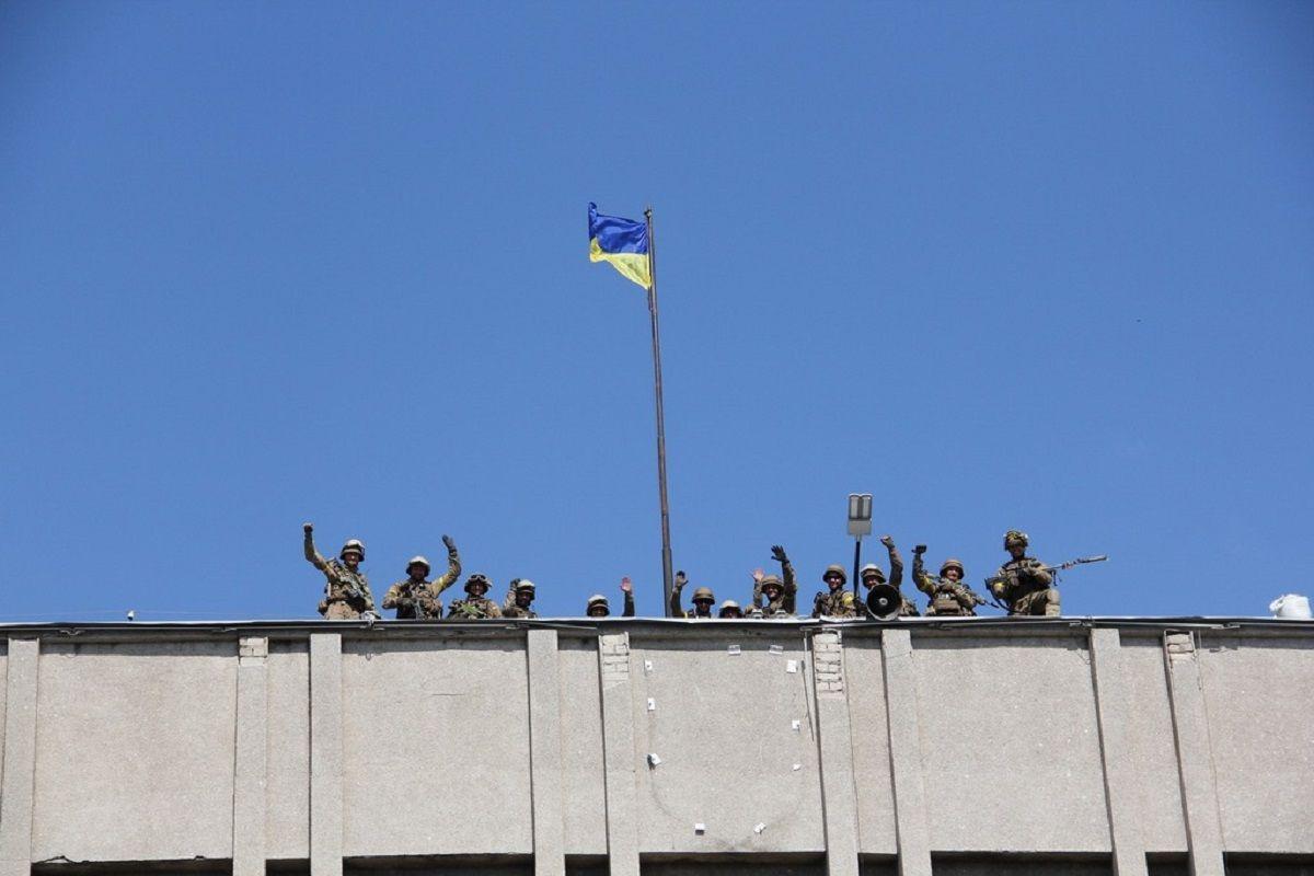 Кабмин убрал три населенных пункта на Донбассе из списка оккупированных / фото mil.gov.ua