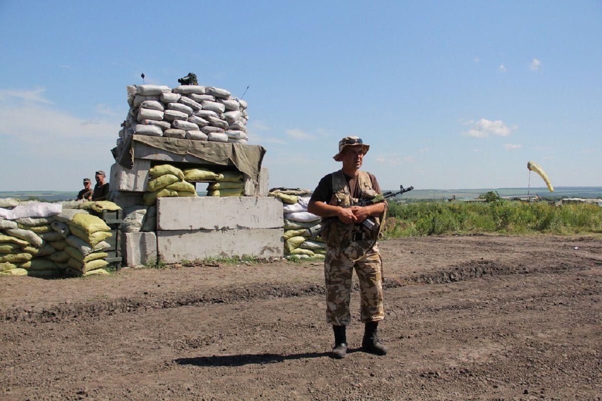 Two Ukrainian soldiers were killed just on Monday / Photo from mil.gov.ua
