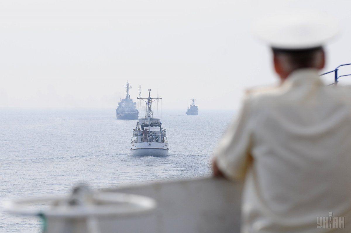 В разных странах трудится около 200 000 украинских моряков / фото УНИАН