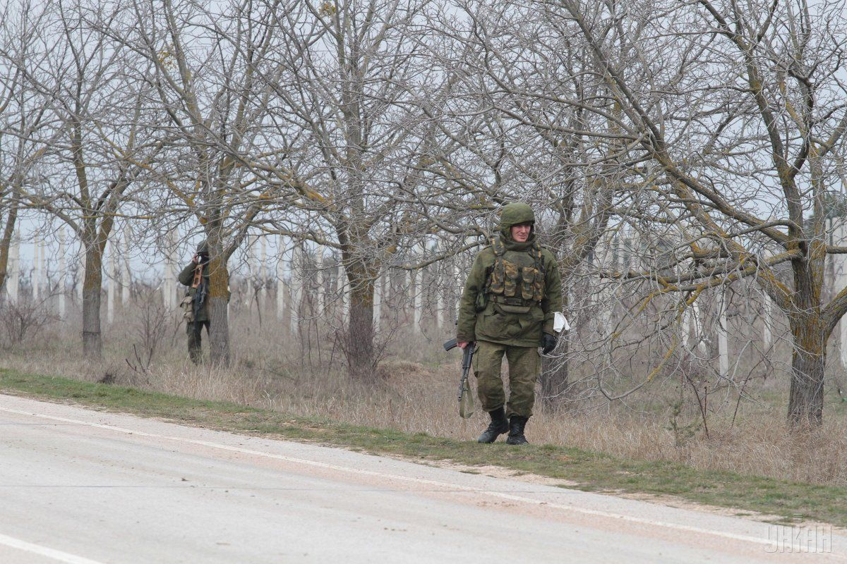 Крым находится под контролем оккупантов уже 5 лет / фото УНИАН