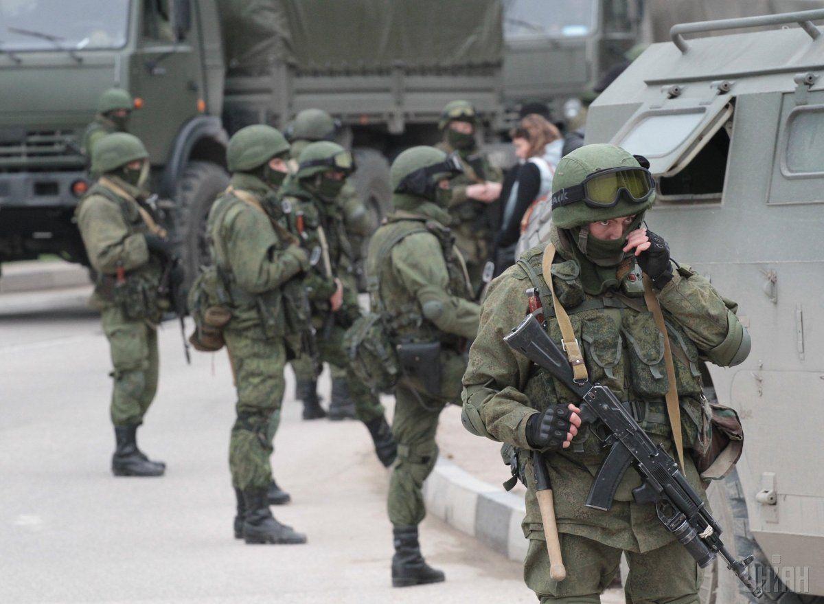 """У РФ заявили, що окупували Крим """"назавжди"""" / фото УНІАН"""