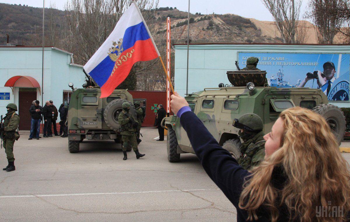 Згода з анексією Криму поверне Європу в ті джунглі, які породили дві світові війни / УНИАН