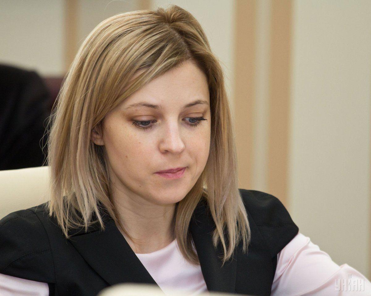 Поклонська заявила, що у неї тільки одне громадянство / фото УНІАН