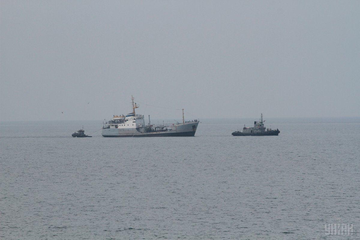 Украина прошла аудит в сфере безопасности судоходства / фото УНИАН