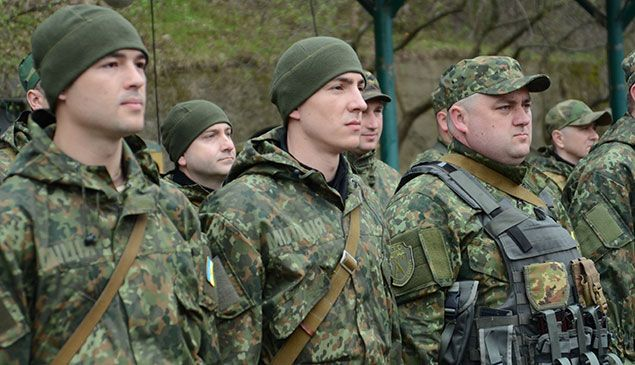 The Defense Ministry named the number of soldiers in the army's operational reserve / 0352.ua