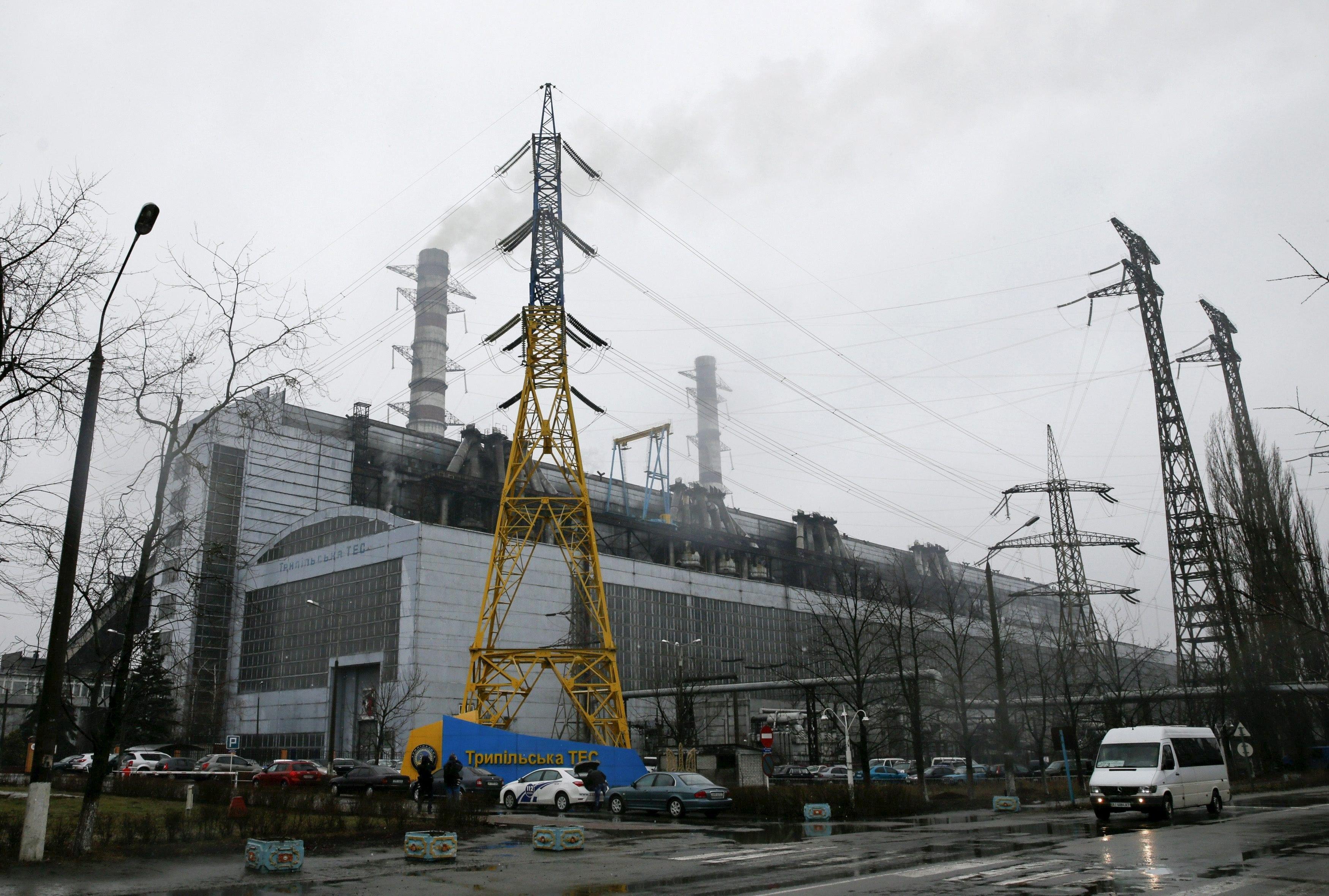 Запаси антрацитового вугілля на ТЕС скоротилися ще на 7%