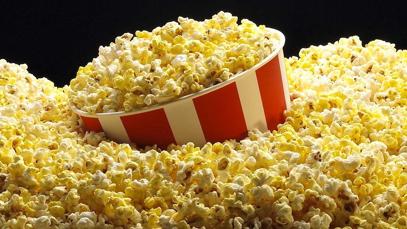 22 января 1630 года - День рождения попкорна / фото lit-era.com