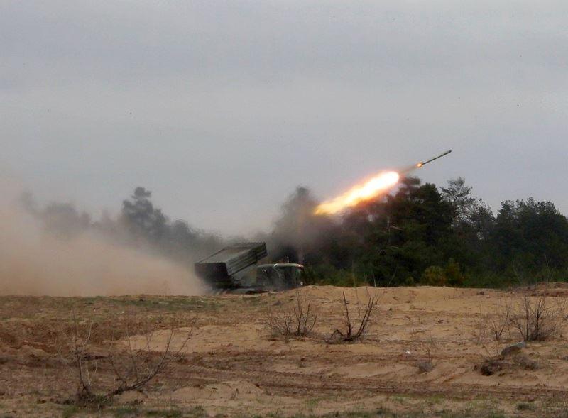 Ми за потреби зустрінемо ворога достатньо потужною зброєю / facebook.com/theministryofdefence.ua