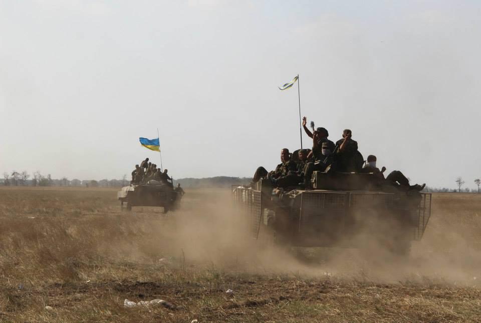 Генштаб ВСУ все еще изучает возможность объявления призыва на службу офицеров запаса / facebook.com/theministryofdefence.ua/