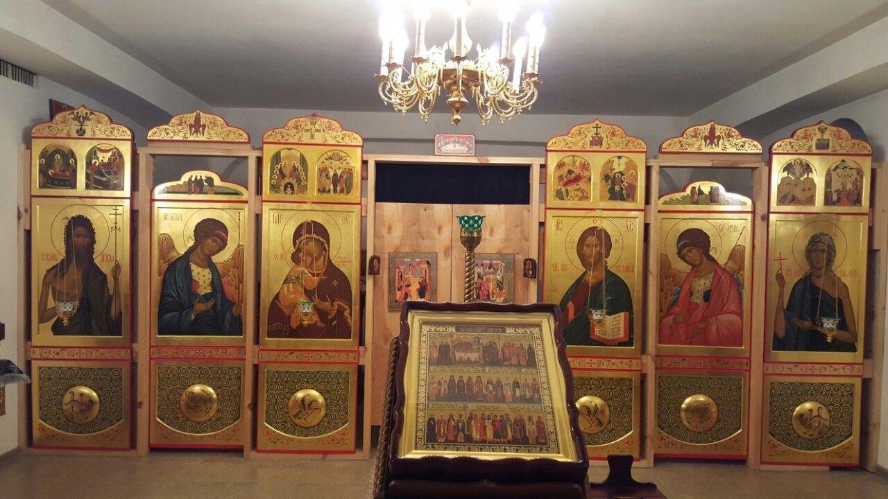 Храм преподобной Марии Египетской при киевском роддоме