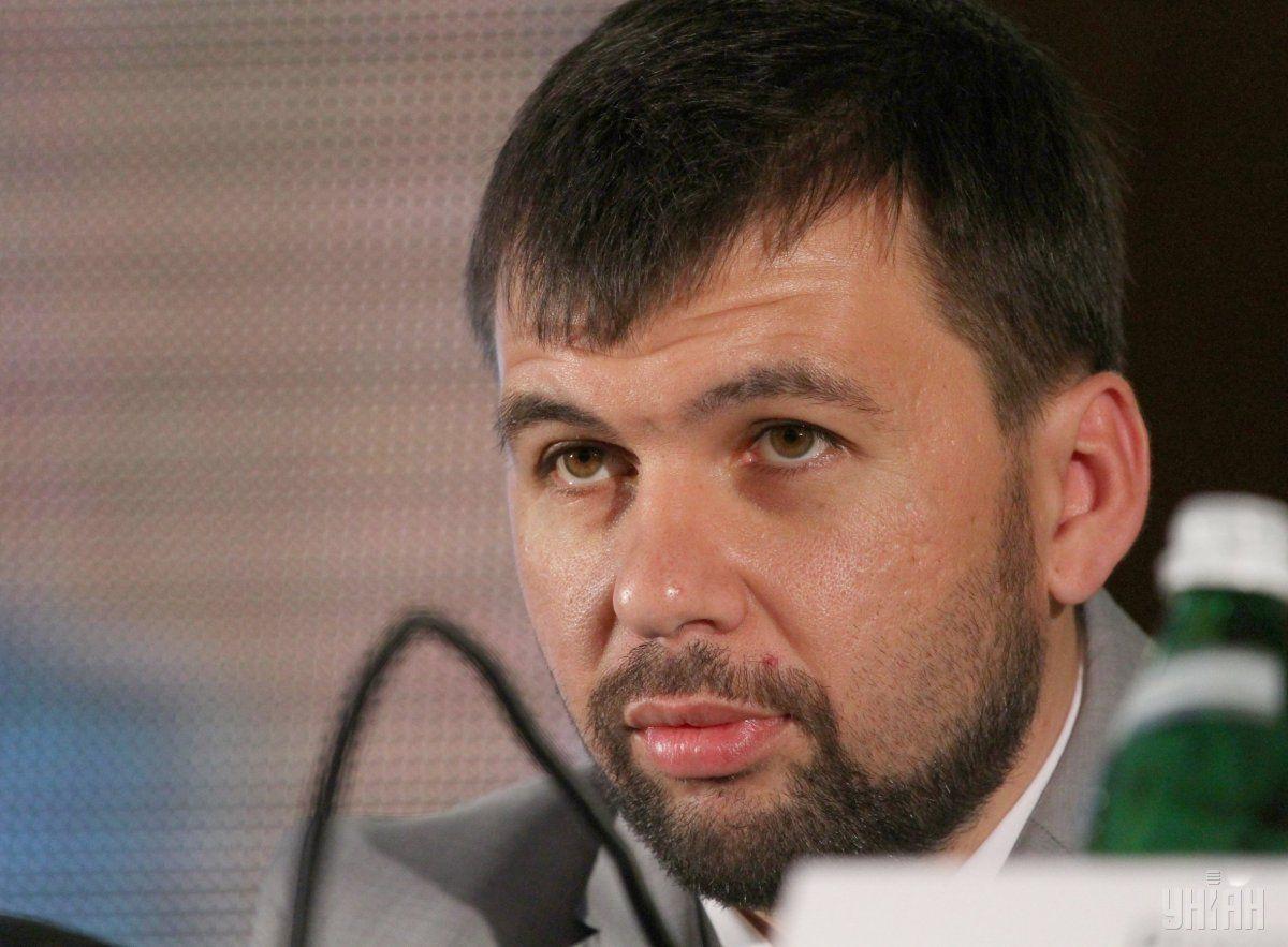 Новим ватажком «ДНР» тимчасово став Пушилін / фото УНІАН