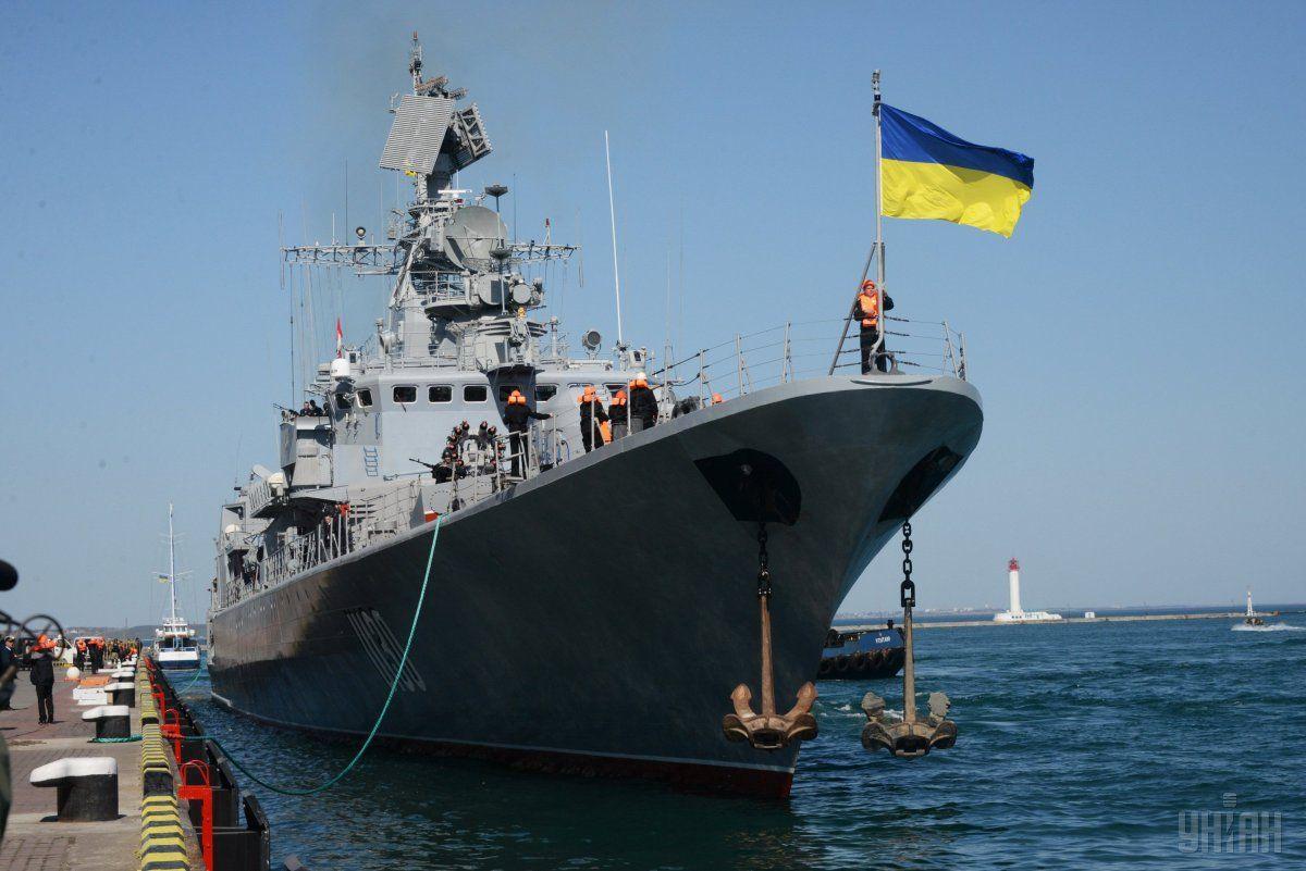 Эксперт описал, как может развиваться украинский военный флот в ближайшее время / фото УНИАН