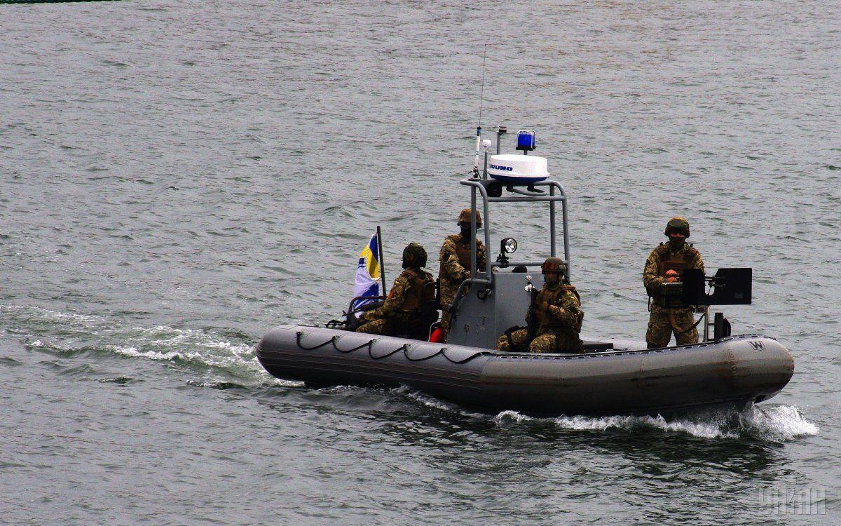 В Украине сегодня отмечаютДень морской пехоты / УНИАН
