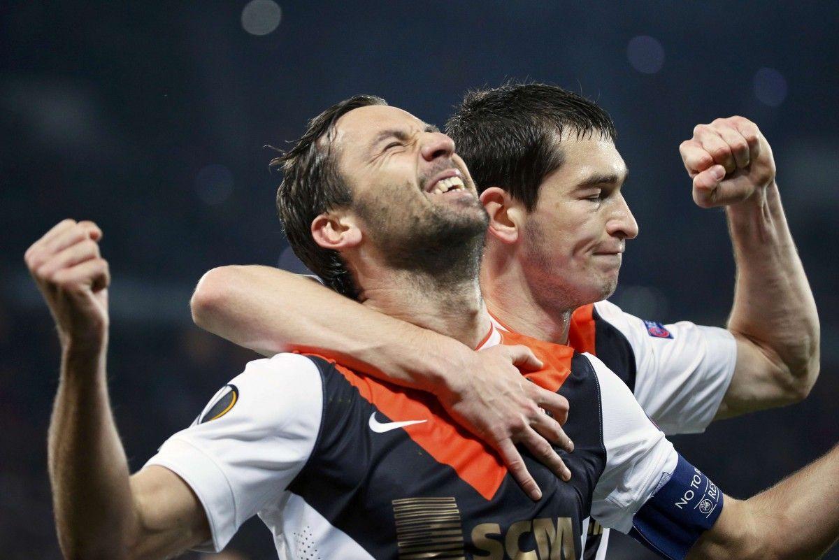 Дарио Срна - лучший игрок недели в Лиге Европы / REUTERS