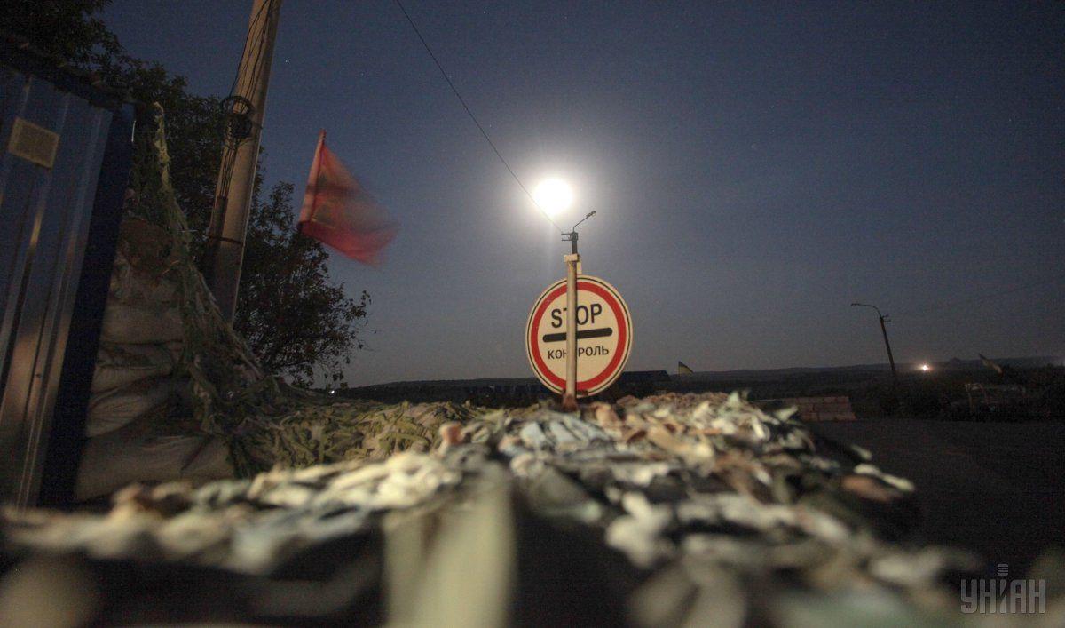 Об уничтожении техники террористов рассказал военный / фото УНИАН