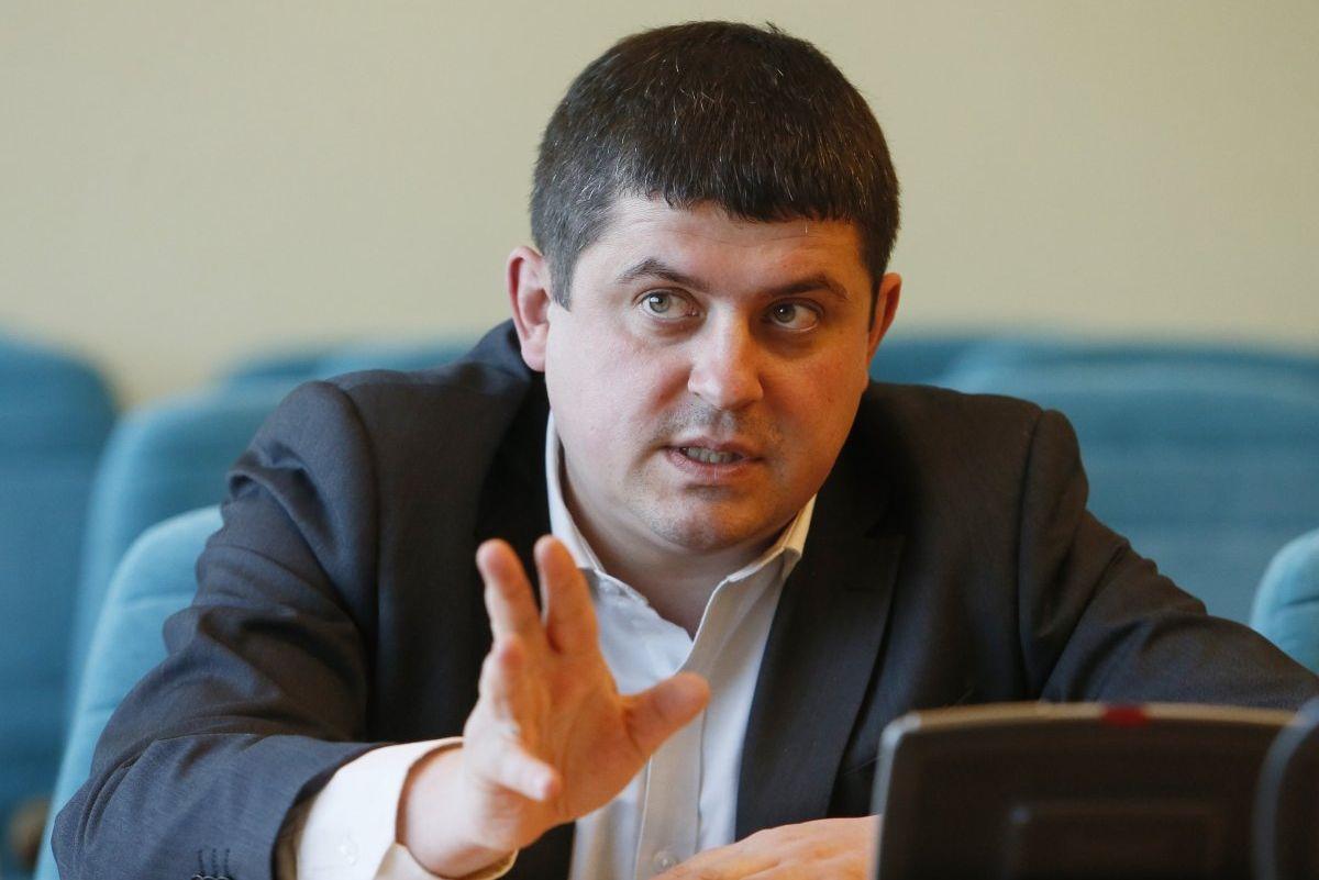 Бурбакпризвал считатьданное его заявление обращением в СБУ / фото УНИАН
