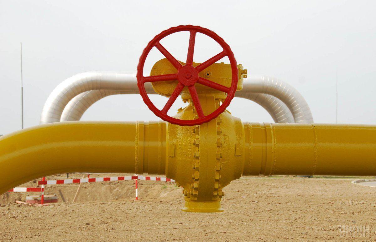Українські газові сховища заповнені на 37% / фото УНІАН