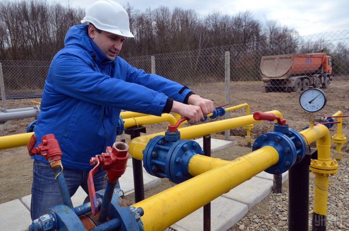 Транзит газа через Украину увеличился на четверть / фото УНИАН
