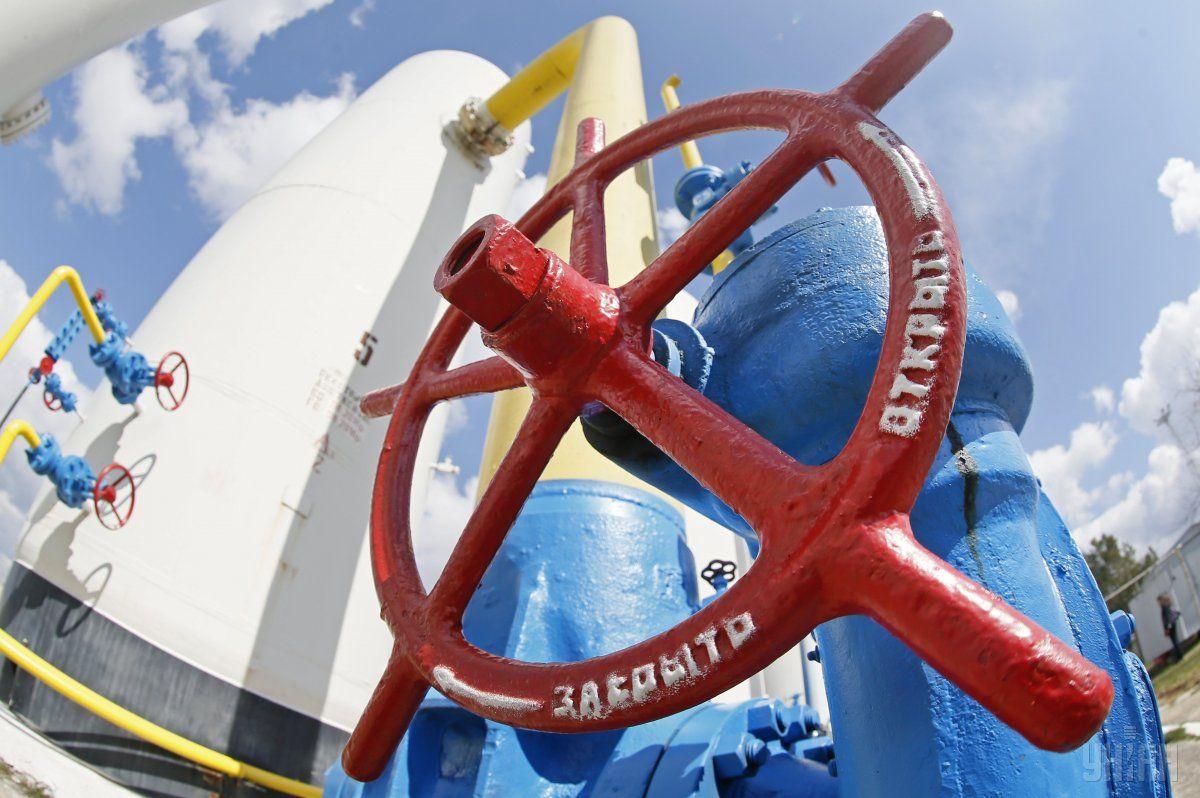 Из-за значительного похолодания значительно выросло потребление газа / фото УНИАН
