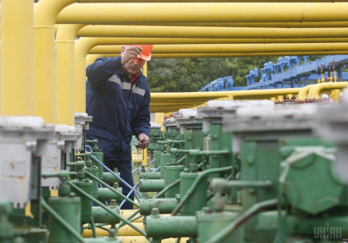 Україна в січні-травні імпортувала 3,27 млрд куб. м газу / фото УНІАН