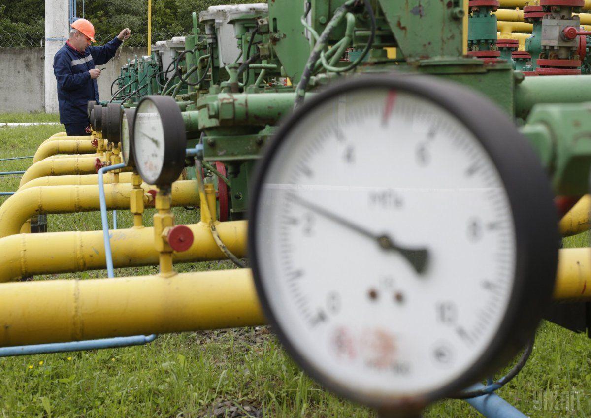 Украина в январе-июне импортировала 4,2 млрд куб. м газа / фото УНИАН