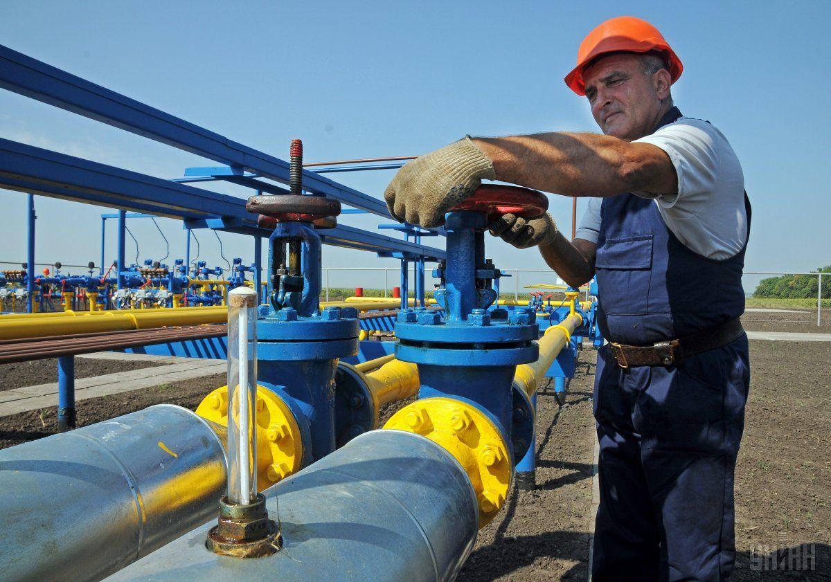 На сьогодні газові сховища України заповнені лише на 26% / фото УНІАН