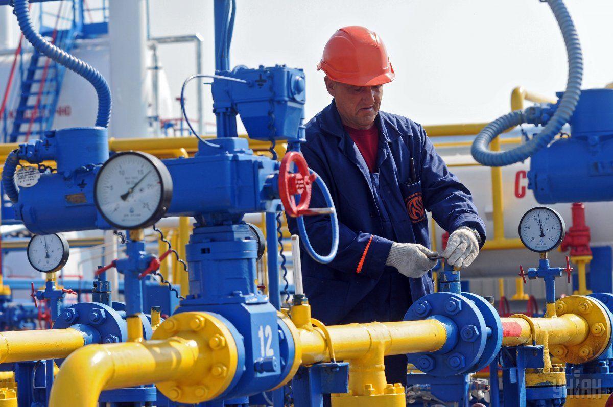 Газовые хранилища Украины заполнены на 52,3% / фото УНИАН