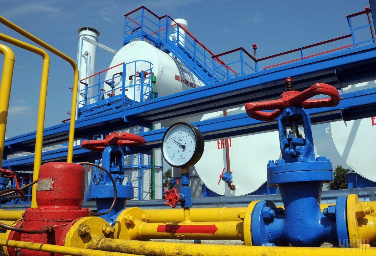 Запасы газа в ПХГ с начала сезона отбора сократились на 36% / фото УНИАН
