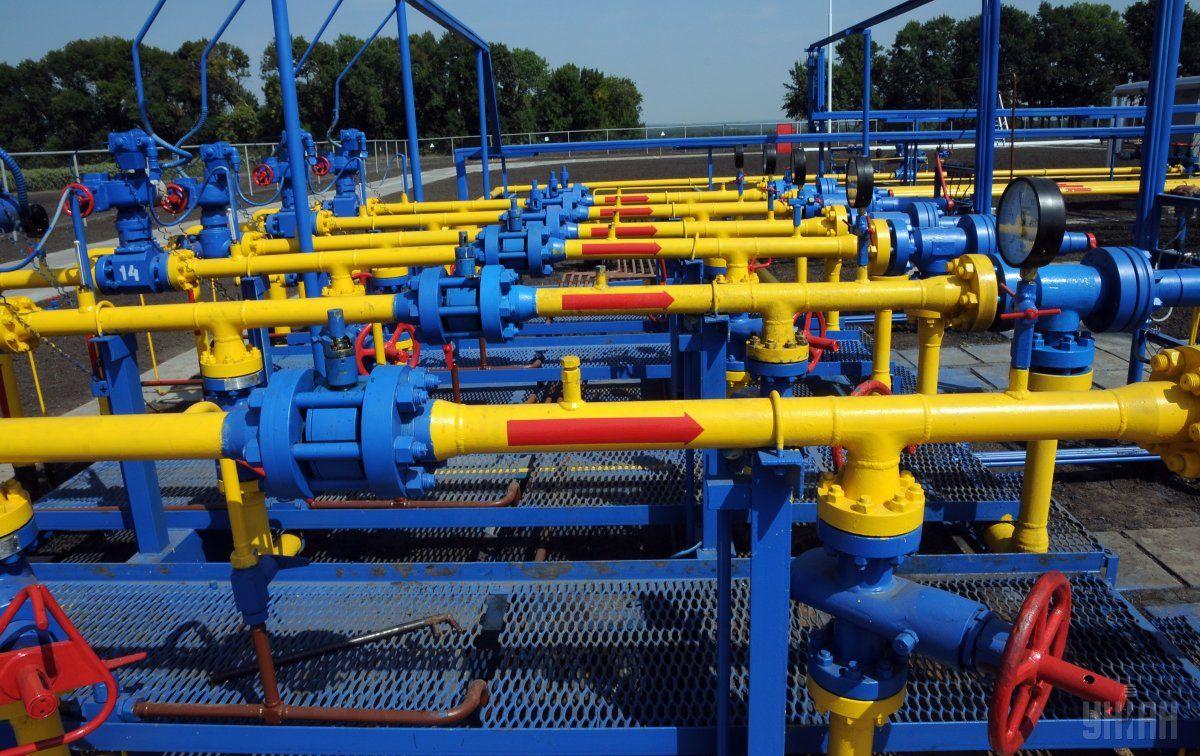 Украина владеет разведанными запасами газа в объеме более 920 млрд куб. м / Фото УНИАН