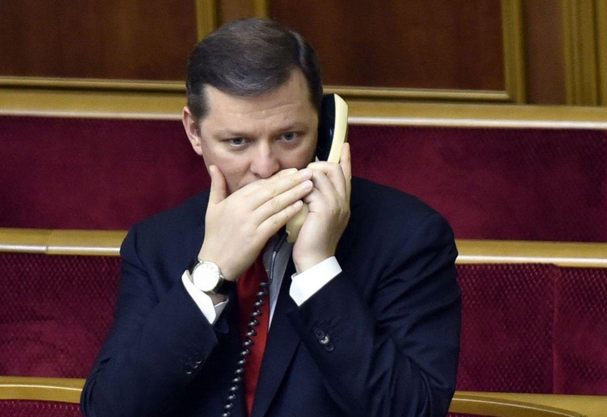 В продвижении законопроекта о ломе принимал активное участие Олег Ляшко  / Фото УНИАН