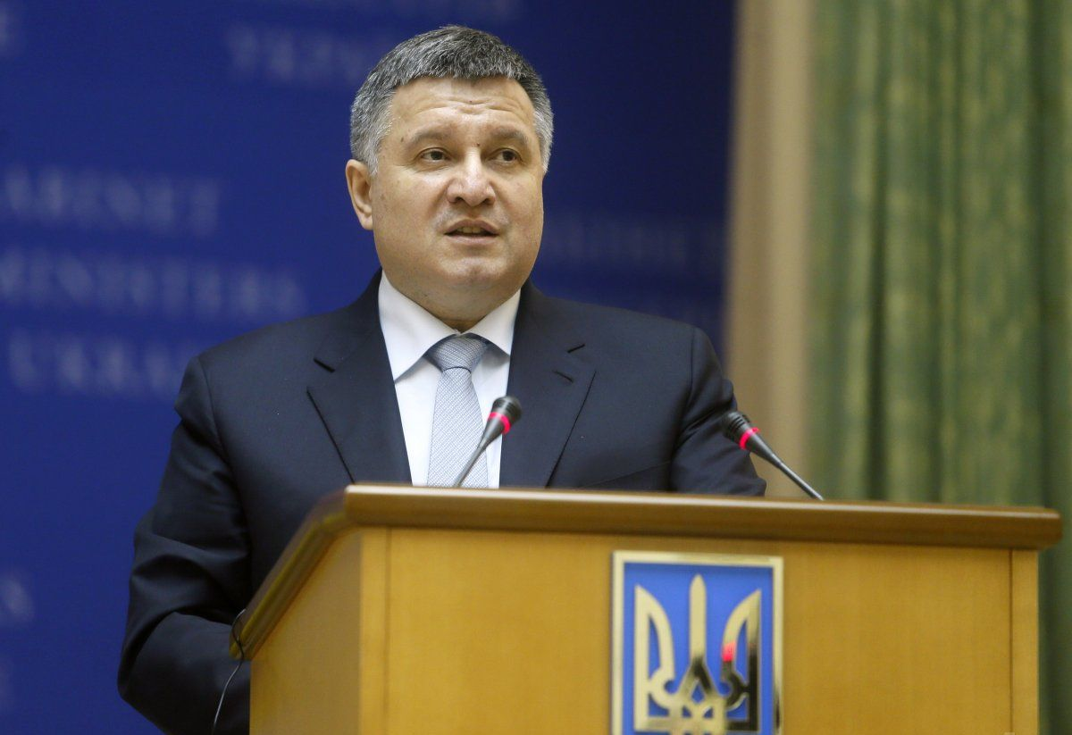Аваков заявив, що в найближчі роки відбуватиметься деокупація Донбасу / УНІАН