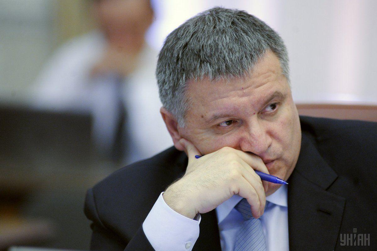 """Аваков вздрагивает, когда Порошенко называют """"единым кандидатом"""" от коалиции / УНИАН"""