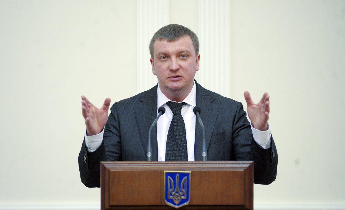 Петренко сообщил о подписаниидоговора об экстрадиции с Казахстаном / УНИАН