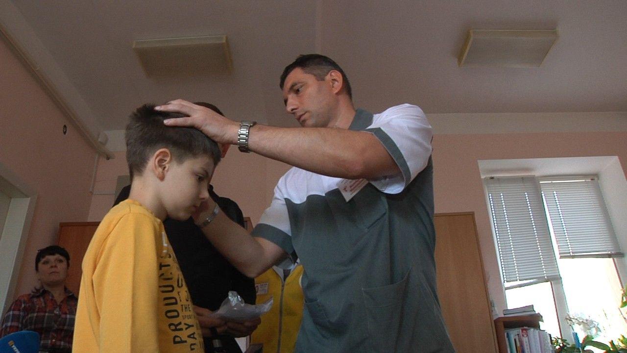 Штаб оказывает помощь в реабилитации / Фото: Пресс-служба Гуманитарного штаба Рината Ахметова