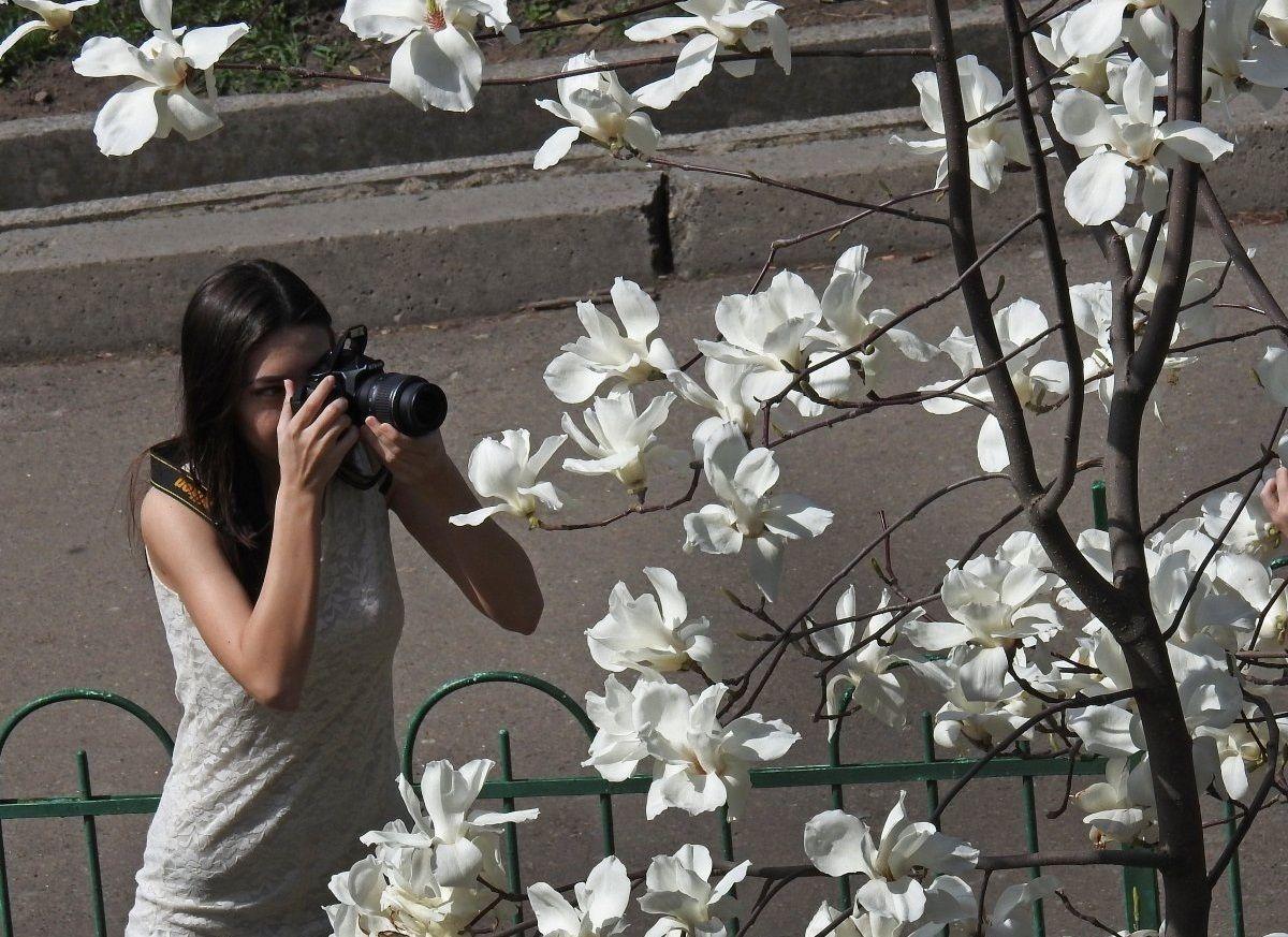 У Києві сьогодні буде спекотно / фото УНІАН