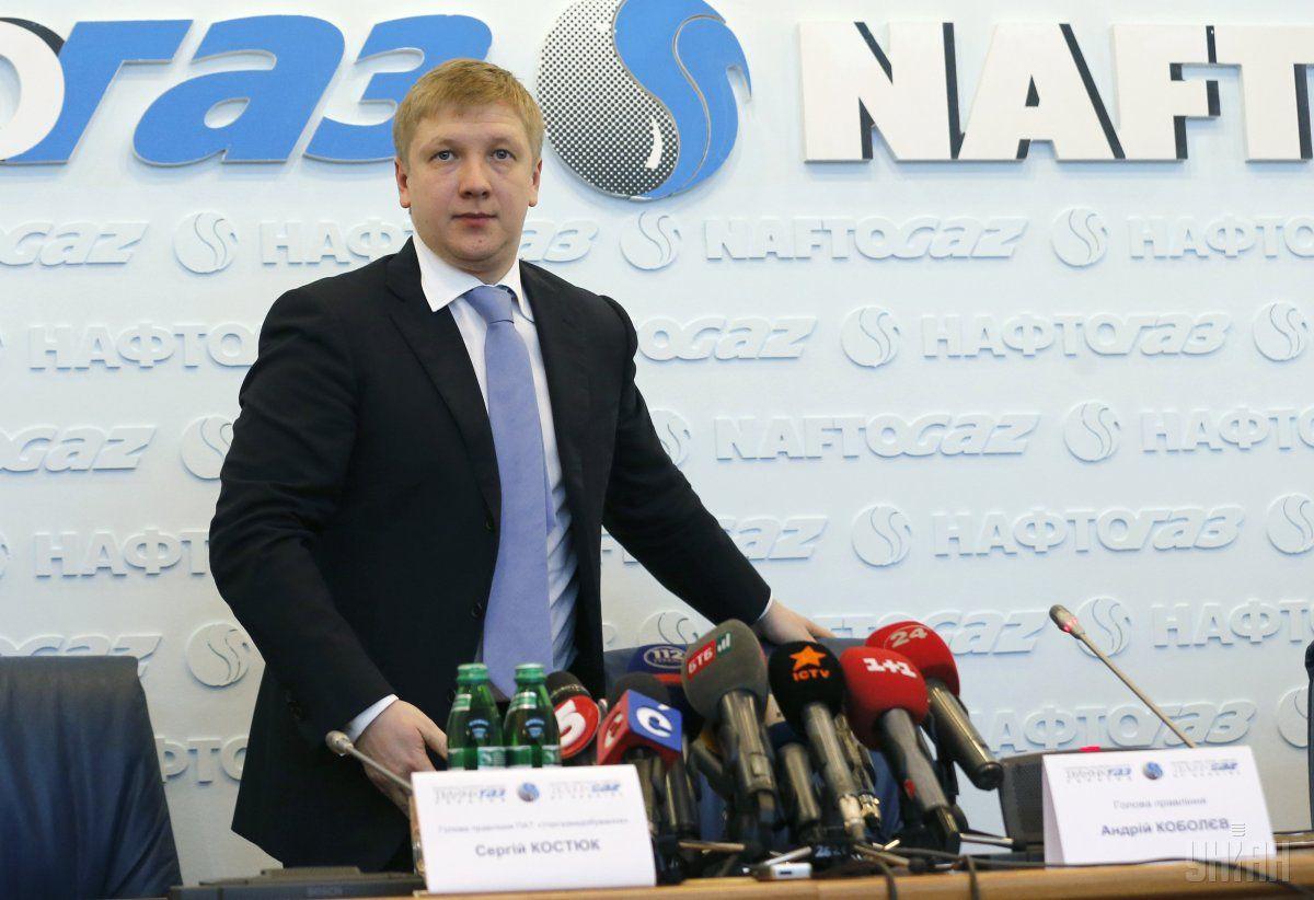 Коболев: по украинским меркам зарплата большая, это правда / фото УНИАН