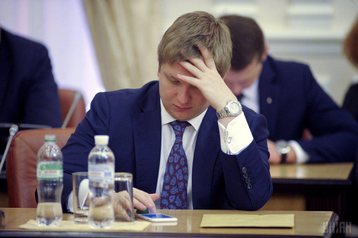 Наглядова рада не згодна зі звільненням Коболєва / Фото УНІАН Володимир Гонтар