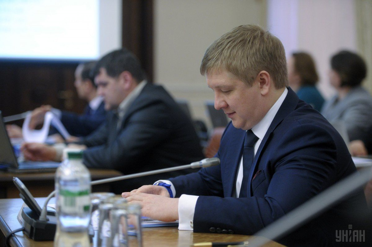 """Руководитель """"Нафтогаза"""" не будет платить 1,7 тыс. гривен штрафа / фото УНИАН"""