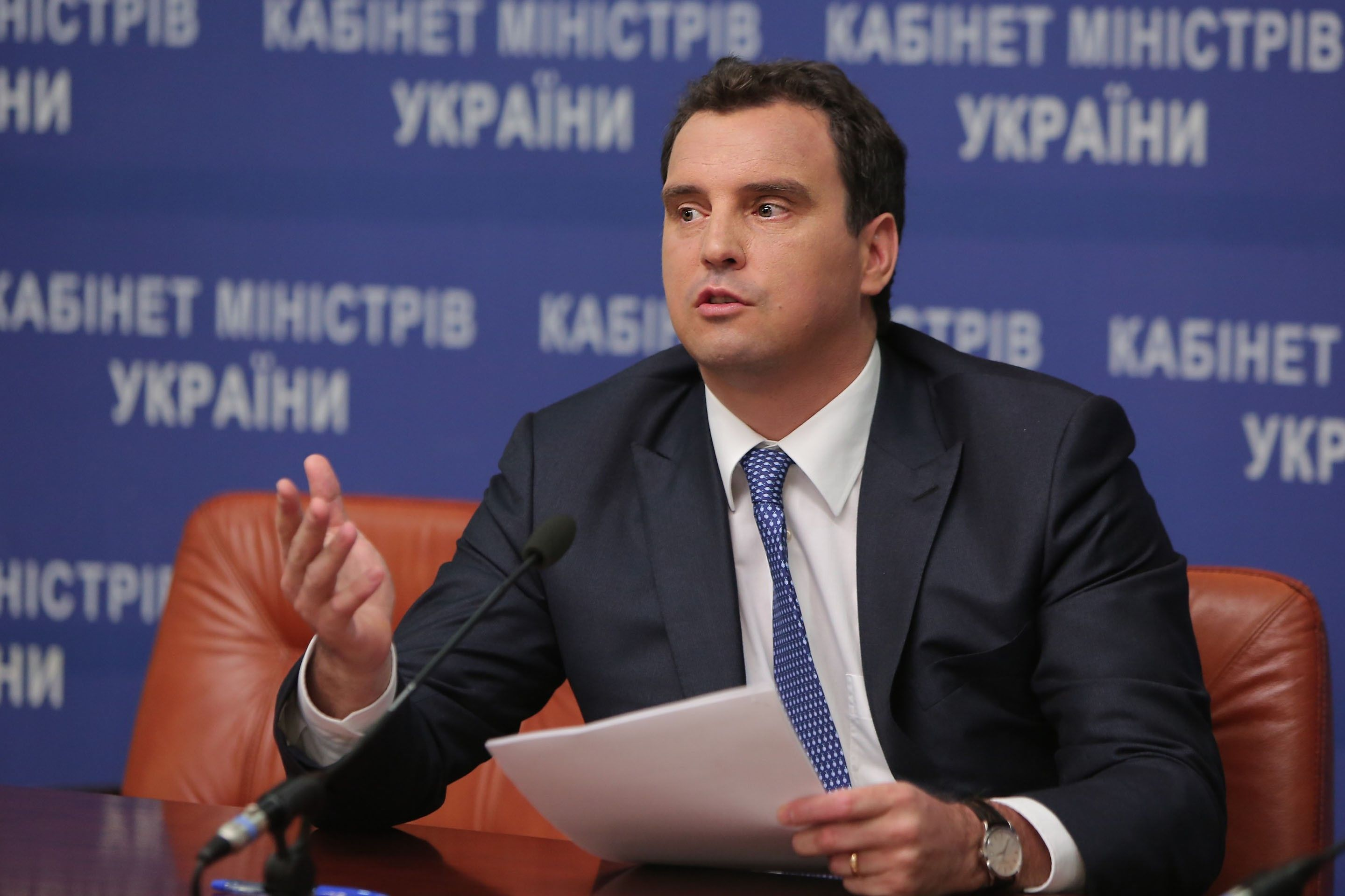 Abromavicius called nominees for the positions of CEOs at the Ukrainian state-owned enterprises / zn.ua