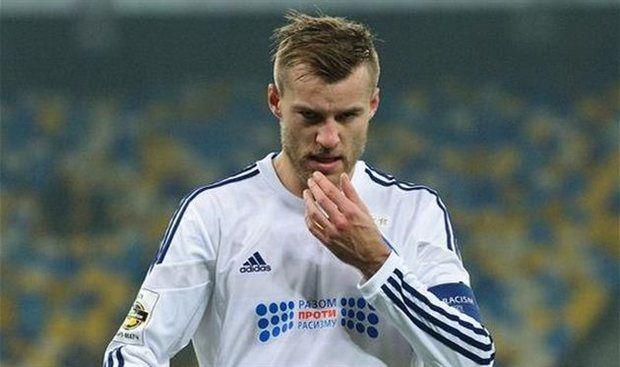 Ярмоленко не хочет говорить о драке / Football.ua