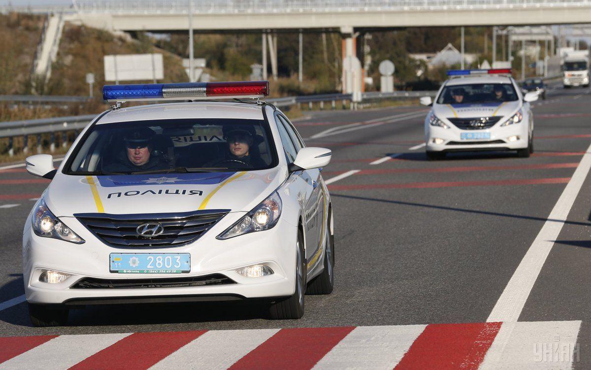 патруль полиция дпс / Фото УНИАН
