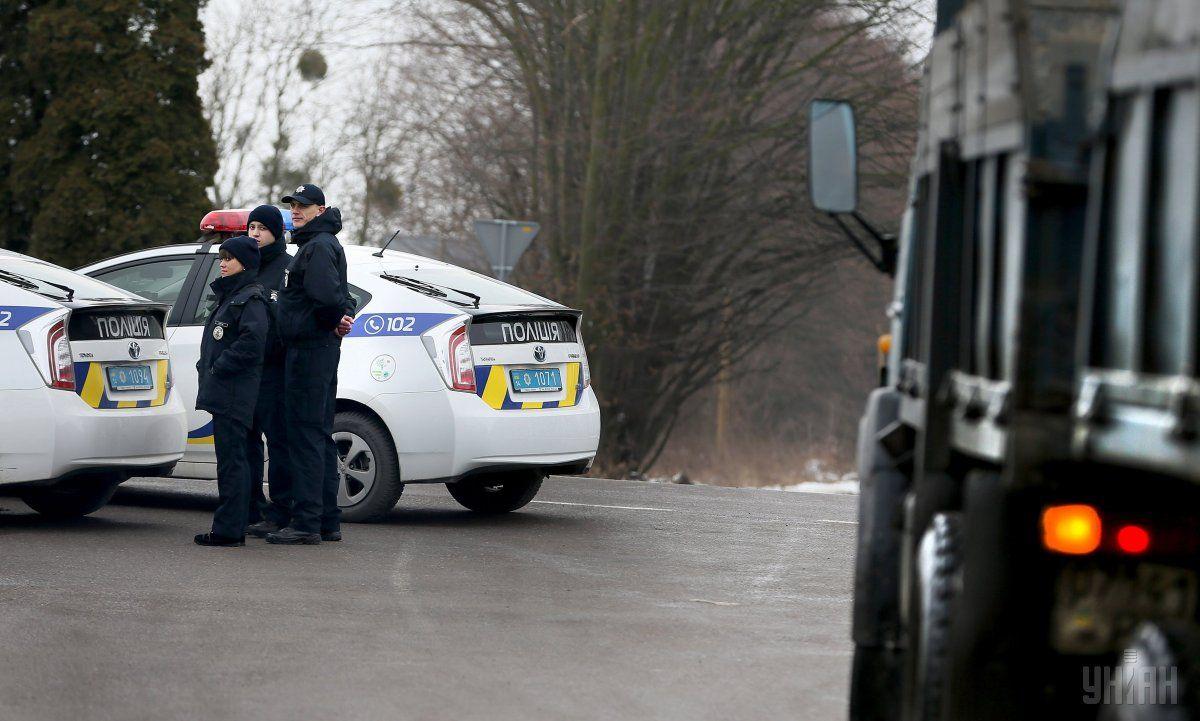 У Тернополі поліцейські виявили жінку-водія у стані наркотичного сп'яніння / Фото УНИАН