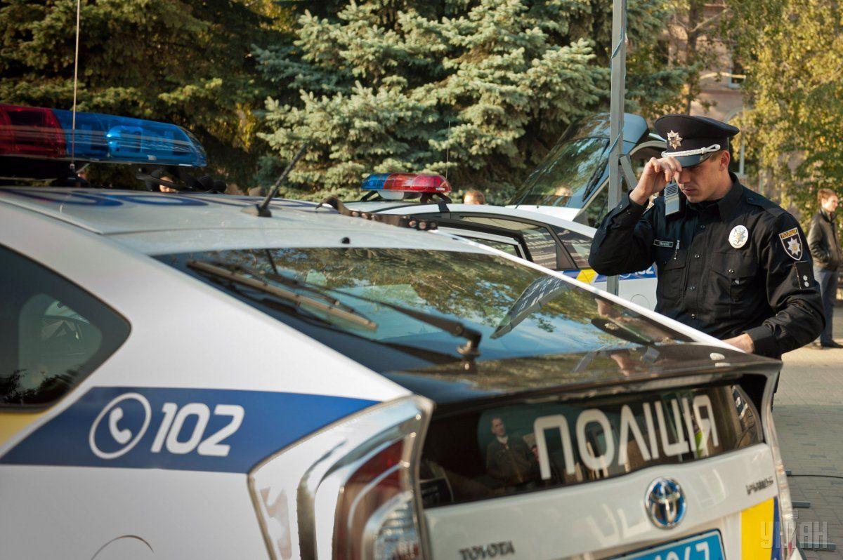 Недавно патрульних викликав чоловік, який потім заявив, що його намагався переїхати потяг / Фото УНІАН