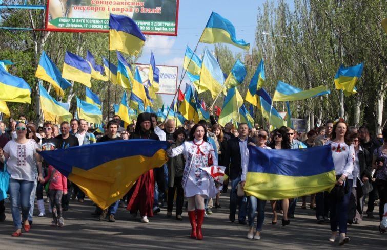 Жителі Донбасу цінують особисті права свободи більше за матеріальні цінності/ tsn.ua