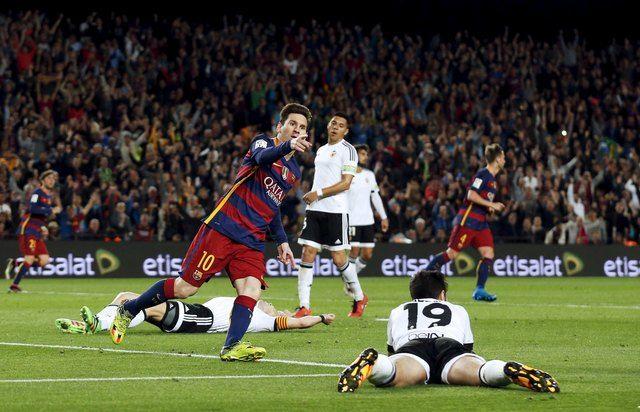 Месси забил 500-й гол в карьере / Reuters