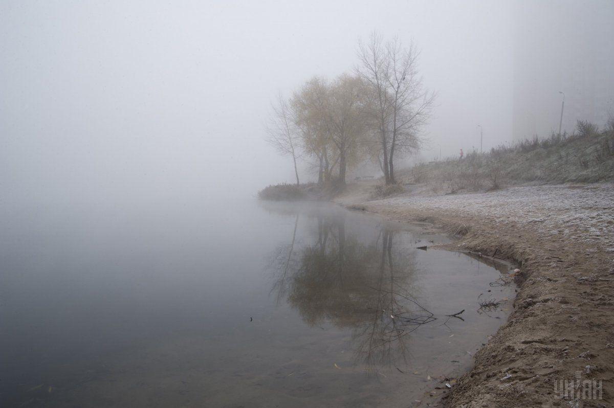 В Україні сьогодні очікується туман / фото УНІАН