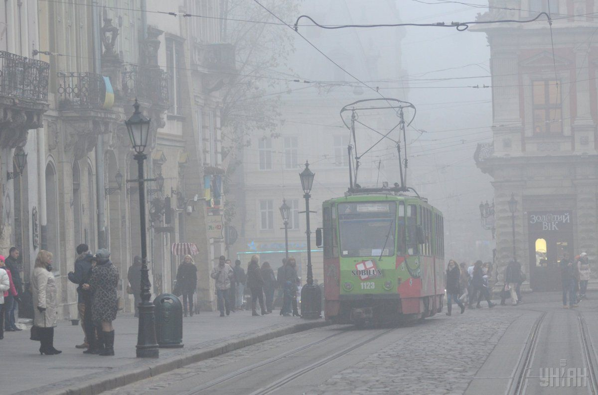 Завтра в Україні буде холодно / фото УНІАН